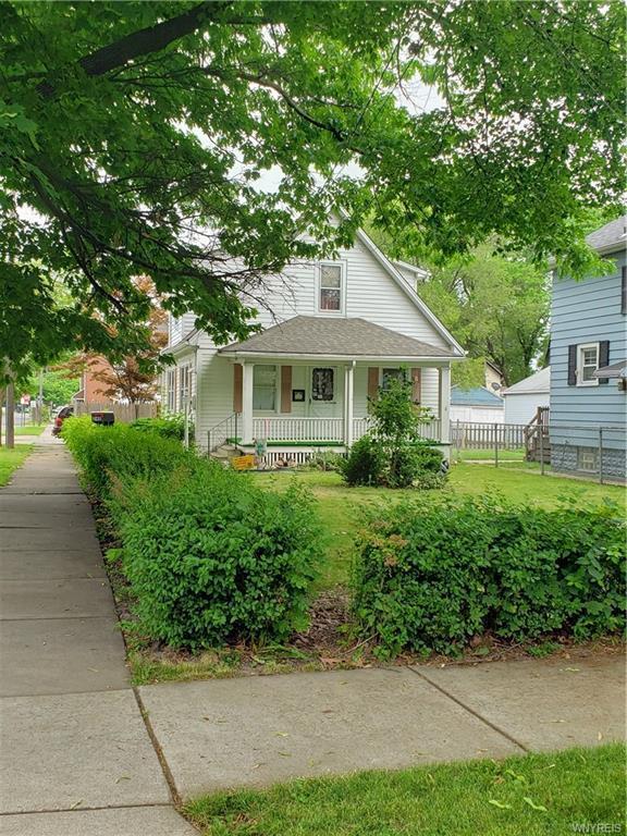 2402 Linwood Avenue, Niagara Falls, NY 14305 (MLS #B1206863) :: Robert PiazzaPalotto Sold Team