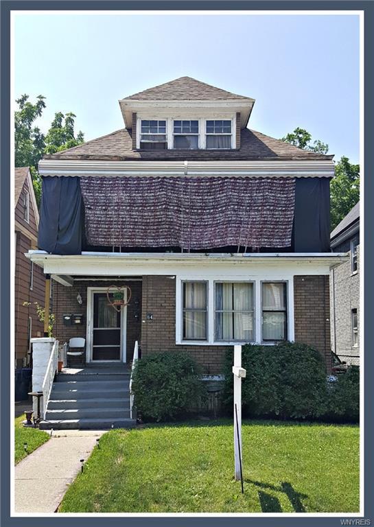 64 Oakgrove Avenue, Buffalo, NY 14208 (MLS #B1206951) :: 716 Realty Group