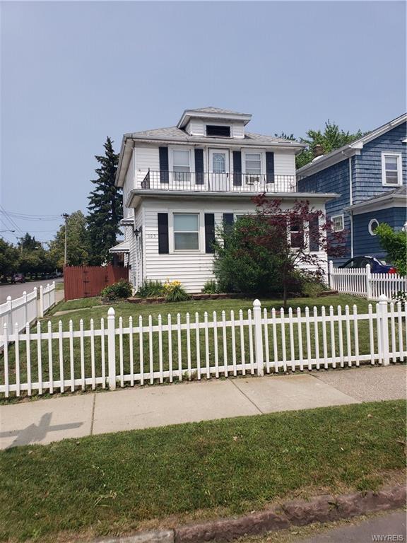 103 Shoreham Parkway, Buffalo, NY 14216 (MLS #B1208241) :: Robert PiazzaPalotto Sold Team