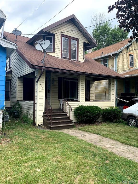 222 Hutchinson Avenue, Buffalo, NY 14215 (MLS #B1209550) :: Robert PiazzaPalotto Sold Team