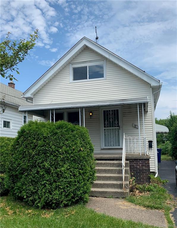 73 Wilkes Avenue, Buffalo, NY 14215 (MLS #B1209769) :: MyTown Realty