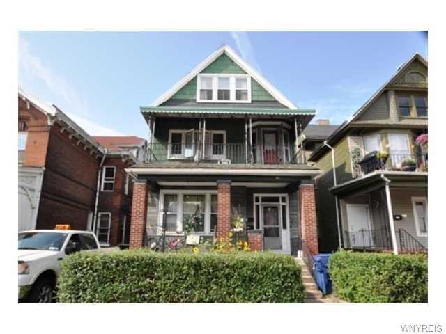 500 Niagara Street, Buffalo, NY 14201 (MLS #B1210247) :: Updegraff Group