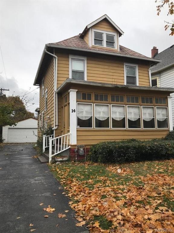 14 Meech Avenue, Buffalo, NY 14208 (MLS #B1210665) :: 716 Realty Group