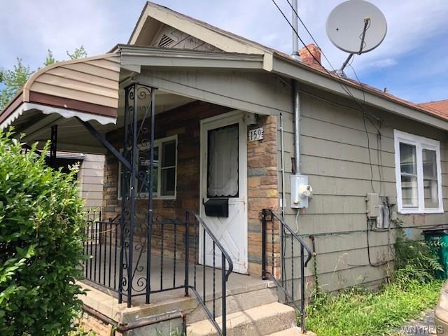 159 Thompson Street, Buffalo, NY 14207 (MLS #B1211086) :: 716 Realty Group
