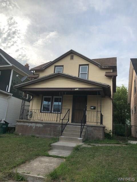 1314 Kensington Avenue, Buffalo, NY 14215 (MLS #B1215388) :: The Glenn Advantage Team at Howard Hanna Real Estate Services