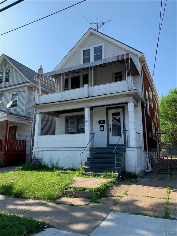 181 Laird Avenue, Buffalo, NY 14207 (MLS #B1215846) :: 716 Realty Group