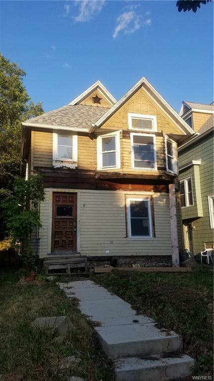 81 Harvard Place, Buffalo, NY 14209 (MLS #B1216650) :: MyTown Realty