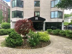 849 Delaware Avenue #106, Buffalo, NY 14209 (MLS #B1216810) :: The Rich McCarron Team