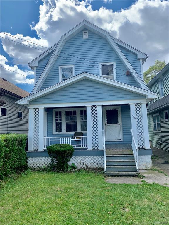 393 Shirley Avenue, Buffalo, NY 14215 (MLS #B1216885) :: Updegraff Group