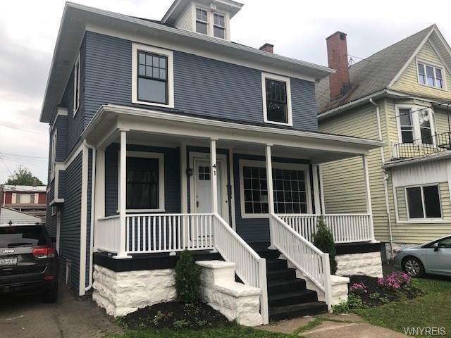 41 Hughes Avenue, Buffalo, NY 14208 (MLS #B1217330) :: 716 Realty Group