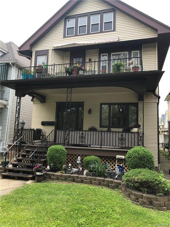 814 Richmond Avenue, Buffalo, NY 14222 (MLS #B1218039) :: The Rich McCarron Team