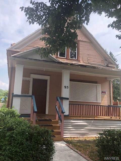 95 Brownell Street, Buffalo, NY 14212 (MLS #B1221418) :: Updegraff Group