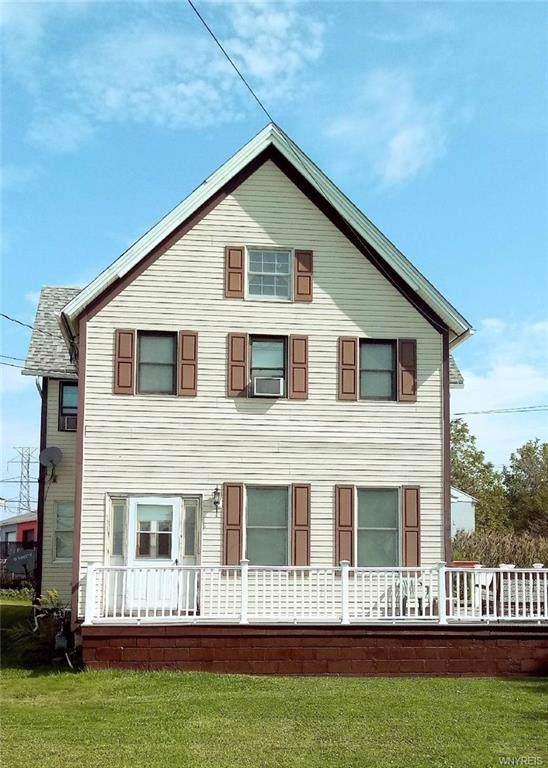 3160 Seneca Street, West Seneca, NY 14224 (MLS #B1225133) :: The Rich McCarron Team