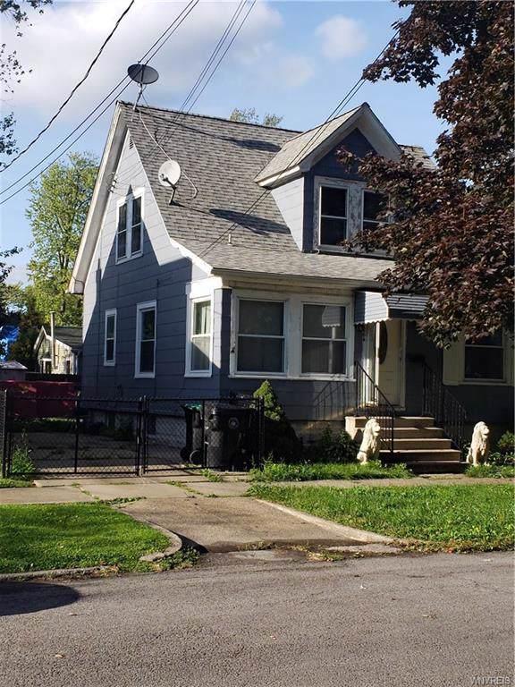 264 Morgan Street, Tonawanda-City, NY 14150 (MLS #B1225187) :: Robert PiazzaPalotto Sold Team