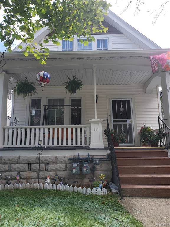 111 Humason Avenue, Buffalo, NY 14211 (MLS #B1225272) :: Updegraff Group