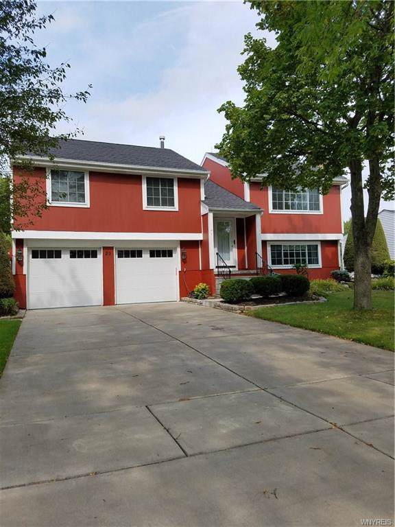 20 Tanglewood Drive, West Seneca, NY 14224 (MLS #B1225322) :: BridgeView Real Estate Services