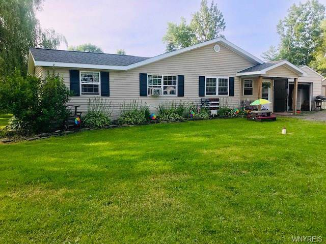 869 Centerline Road, Sheldon, NY 14145 (MLS #B1225475) :: BridgeView Real Estate Services