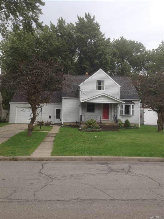 37 Warren Avenue, West Seneca, NY 14224 (MLS #B1225671) :: Updegraff Group