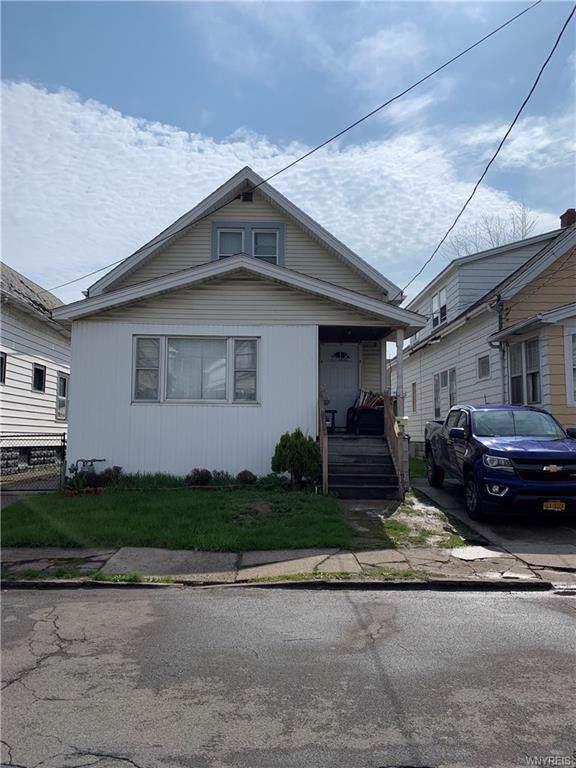 85 Hazelwood Avenue, Buffalo, NY 14215 (MLS #B1225770) :: Updegraff Group