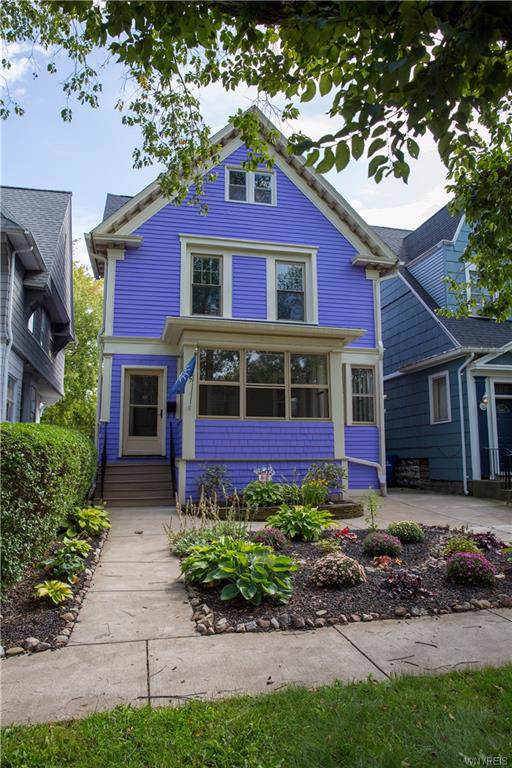 837 Richmond Avenue, Buffalo, NY 14222 (MLS #B1225865) :: Updegraff Group