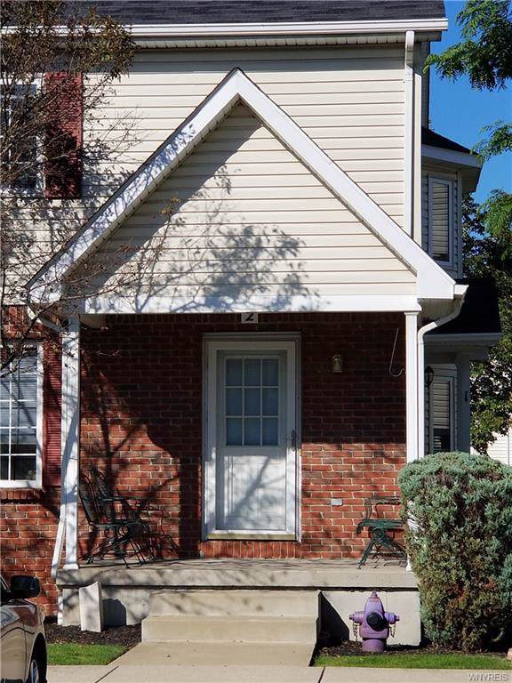 9 Keph Drive #2, Amherst, NY 14228 (MLS #B1225930) :: BridgeView Real Estate Services