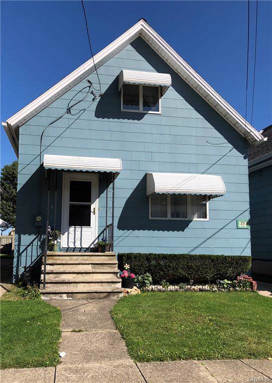 89 Roberts Avenue, Buffalo, NY 14206 (MLS #B1226001) :: BridgeView Real Estate Services
