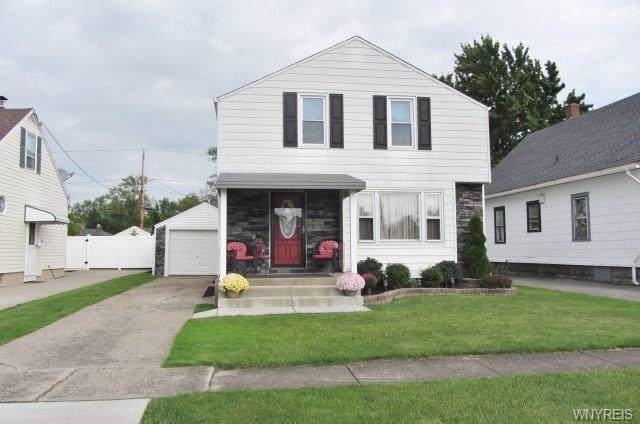 633 92nd Street, Niagara Falls, NY 14304 (MLS #B1226114) :: BridgeView Real Estate Services