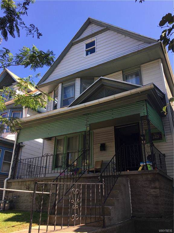 263 Grant Street, Buffalo, NY 14213 (MLS #B1226162) :: Updegraff Group