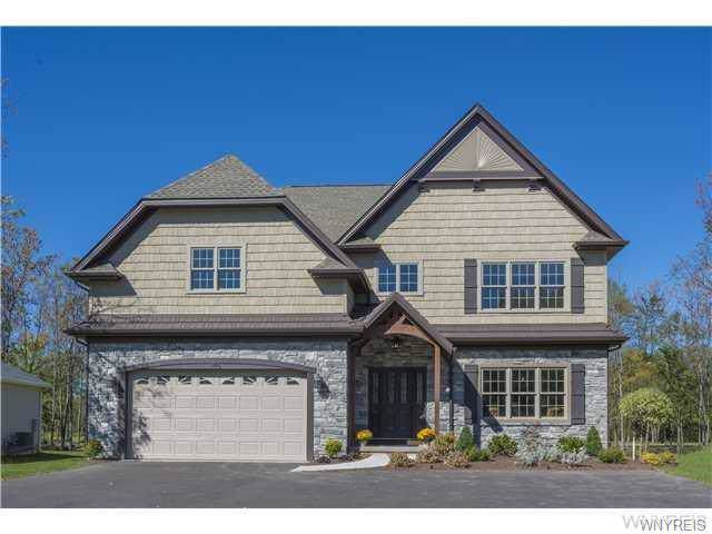 5332 Glenview, Clarence, NY 14031 (MLS #B1226565) :: Updegraff Group