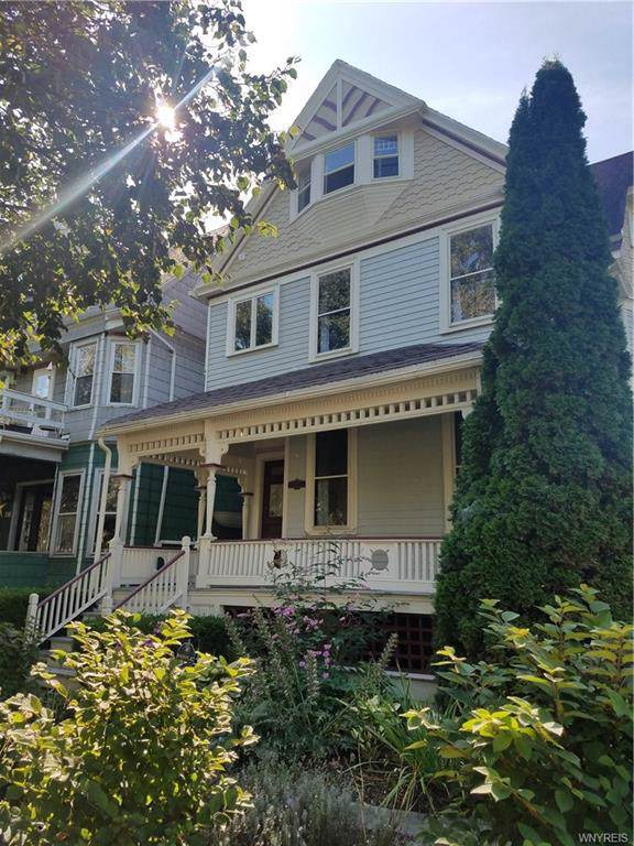 322 W Utica Street, Buffalo, NY 14222 (MLS #B1226596) :: Updegraff Group