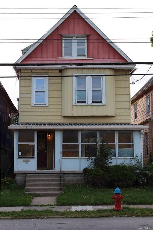 126 Ontario Street, Buffalo, NY 14207 (MLS #B1227945) :: The Glenn Advantage Team at Howard Hanna Real Estate Services