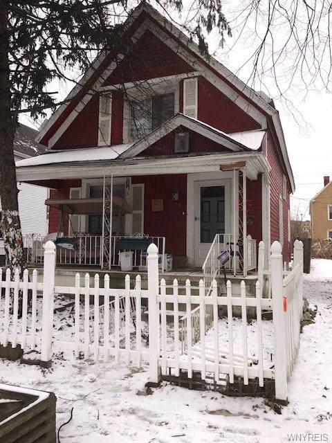 198 Waverly Street, Buffalo, NY 14208 (MLS #B1228317) :: MyTown Realty