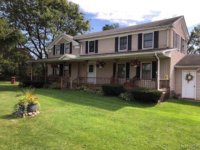 2319 Cheeseman Hill Road, Freedom, NY 14042 (MLS #B1228325) :: Robert PiazzaPalotto Sold Team