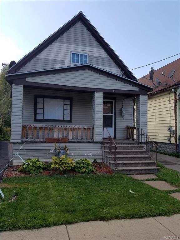 46 Olympic Avenue, Buffalo, NY 14215 (MLS #B1231095) :: The Glenn Advantage Team at Howard Hanna Real Estate Services