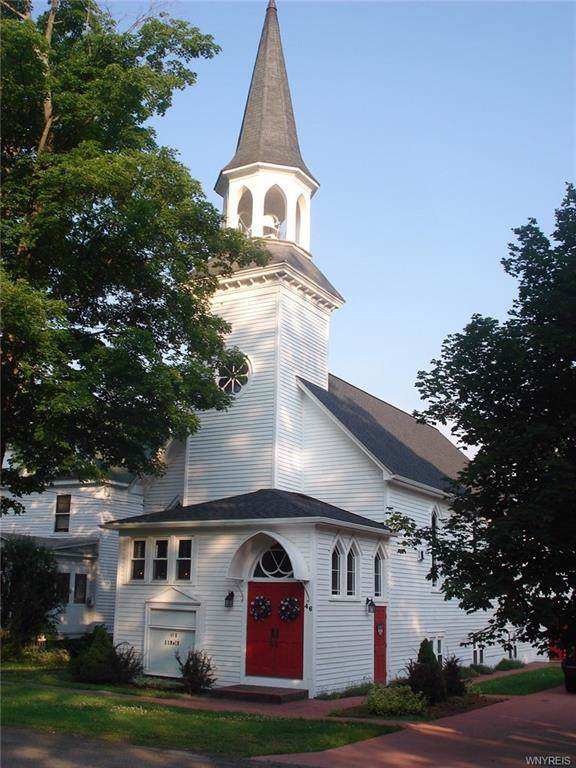 46 Martha Street, Ellicottville, NY 14731 (MLS #B1231429) :: The Chip Hodgkins Team