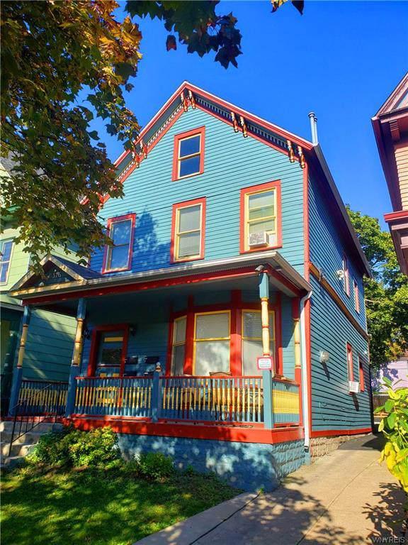 376 Hudson Street, Buffalo, NY 14201 (MLS #B1231665) :: 716 Realty Group