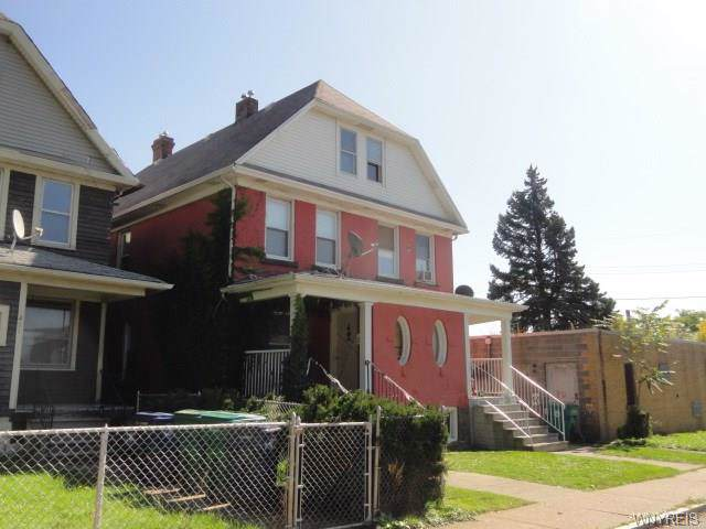 407 6th Street, Niagara Falls, NY 14301 (MLS #B1231701) :: The CJ Lore Team | RE/MAX Hometown Choice