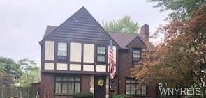 664 Columbus Parkway, Buffalo, NY 14213 (MLS #B1231884) :: Robert PiazzaPalotto Sold Team