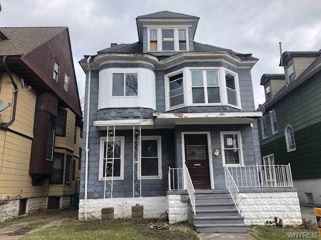 55 Oxford Avenue, Buffalo, NY 14209 (MLS #B1232242) :: The Glenn Advantage Team at Howard Hanna Real Estate Services