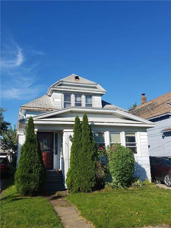 542 Highgate Avenue, Buffalo, NY 14215 (MLS #B1232249) :: Robert PiazzaPalotto Sold Team