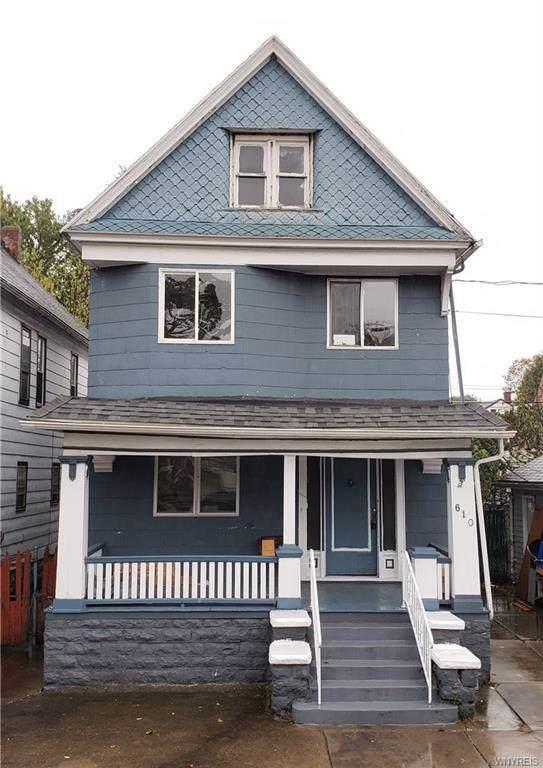 610 Plymouth Avenue, Buffalo, NY 14213 (MLS #B1232527) :: The CJ Lore Team | RE/MAX Hometown Choice