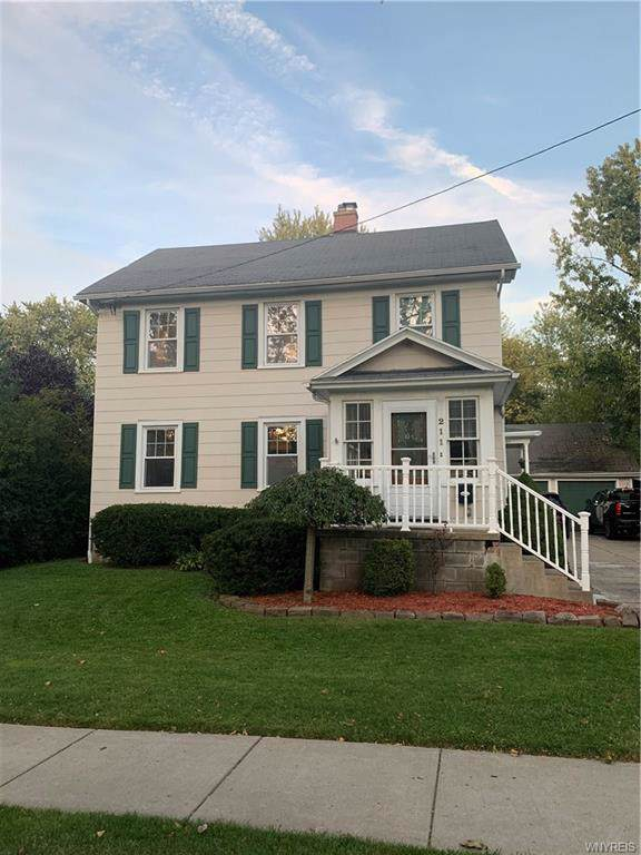 211 Mill Street, Amherst, NY 14221 (MLS #B1232690) :: Robert PiazzaPalotto Sold Team