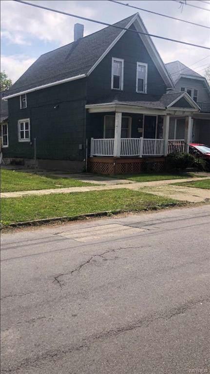 213 French Street, Buffalo, NY 14211 (MLS #B1232775) :: The CJ Lore Team | RE/MAX Hometown Choice