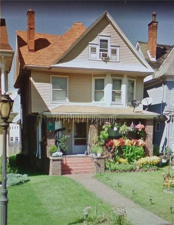 724 Buffalo Avenue, Niagara Falls, NY 14303 (MLS #B1232825) :: The CJ Lore Team | RE/MAX Hometown Choice