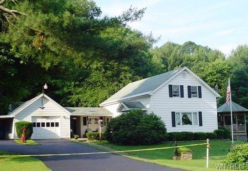 8825 County Road 5, Clarksville, NY 14715 (MLS #B1232927) :: The Glenn Advantage Team at Howard Hanna Real Estate Services
