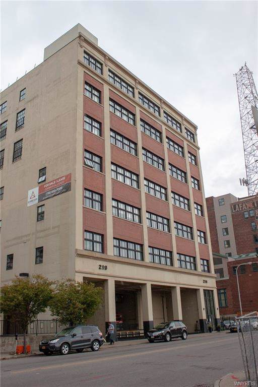 210 Ellicott Street #705, Buffalo, NY 14203 (MLS #B1232934) :: Robert PiazzaPalotto Sold Team