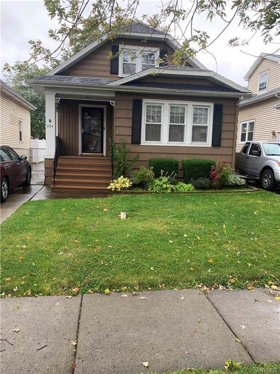 234 Kinsey Avenue, Tonawanda-Town, NY 14217 (MLS #B1233254) :: 716 Realty Group