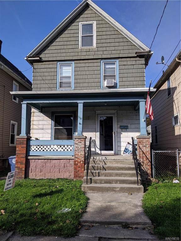 758 15th Street, Niagara Falls, NY 14301 (MLS #B1233281) :: Robert PiazzaPalotto Sold Team