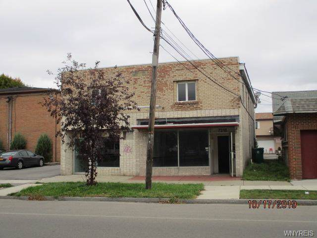 7318 Buffalo Avenue, Niagara Falls, NY 14304 (MLS #B1233349) :: Robert PiazzaPalotto Sold Team