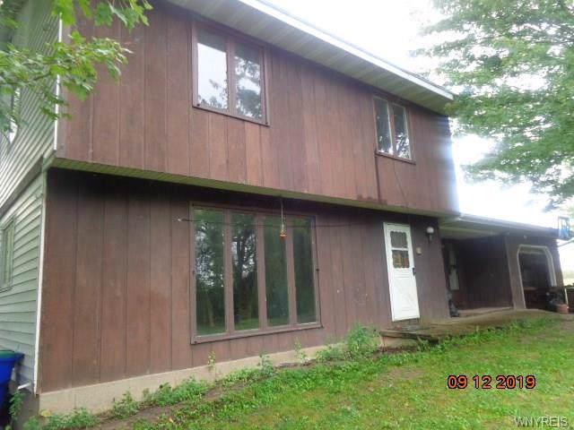 5500 S Countyline Road, Shelby, NY 14105 (MLS #B1233416) :: MyTown Realty